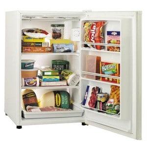 5.0 cu ft Upright Freezer
