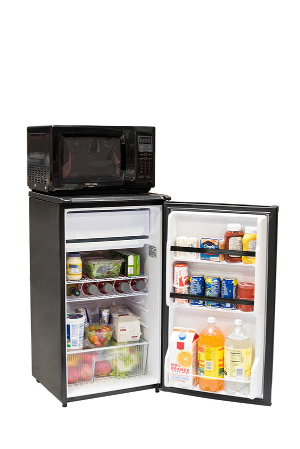 3.6 cu.ft. Microwave/Refrigerator - CC369A