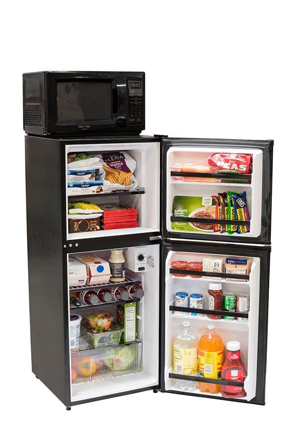Cook N Cool 4 8 Cu Ft Refrigerator Microwave Combination