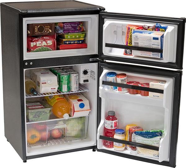 Compact 2.9 cu.ft. Refrigerator-Freezer - ARD298C
